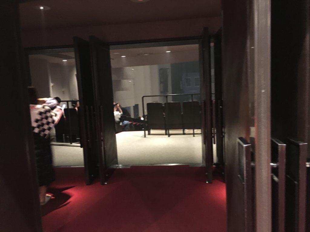 西野カナ love it ツアー 宇都宮文化会館ほホールに入る手前